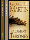 A Game of Thrones, Part 2 (MP3): A Song of Ice and Fire Series, Book 1