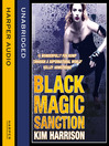 Black Magic Sanction (MP3): Rachel Morgan / The Hollows Series, Book 8