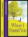 Where I Found You (MP3)