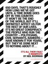 It's All Their Fault (eBook)