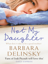 Not My Daughter (eBook)