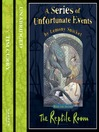 The Reptile Room (MP3): A Series of Unfortunate Events Series, Book 2