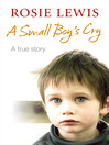 A Small Boy's Cry (eBook)