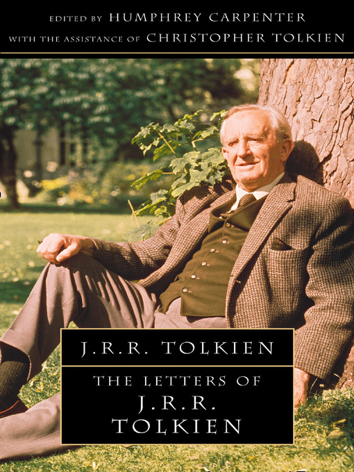 The Letters of J. R. R. Tolkien (eBook)