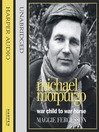 Michael Morpurgo (MP3): War Child to War Horse