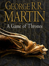 A Game of Thrones (MP3): A Song of Ice and Fire Series, Book 1