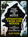 Apparition from the Woods (eBook): The Loneliness of Jean Sibelius
