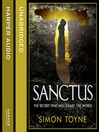 Sanctus (MP3): Sancti Trilogy, Book 1