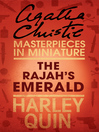 The Rajah's Emerald (eBook): An Agatha Christie Short Story