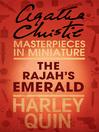 The Rajah's Emerald (eBook): An Agatha Christie Short Story