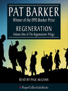 Regeneration (MP3): Regeneration Trilogy Series, Book 1