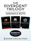 The Divergent Trilogy (eBook): 3 Book Collection