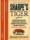 Sharpe's Tiger (MP3): Sharpe Series, Book 1