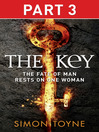 The Key, Part 3 (eBook): Sancti Trilogy, Book 2