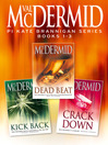 PI Kate Brannigan Series Books 1-3 (eBook): Dead Beat, Kick Back, Crack Down