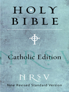 NRSV - Catholic (eBook)