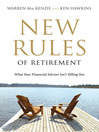 The New Rules of Retirement (eBook): What Your Financial Advisor Isn't Telling You