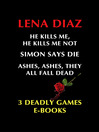Deadly Games Thrillers (eBook)