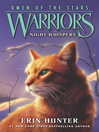 Night Whispers (eBook): Warriors: Omen of the Stars Series, Book 3