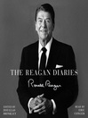 The Reagan Diaries Abridged Selections (MP3)