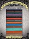 A Series of Unfortunate Events Collection: Books 1-13 with Bonus Material (eBook): Books 1-13 with Bonus Material