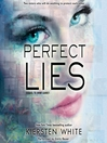 Perfect Lies (MP3): Mind Games Series, Book 2
