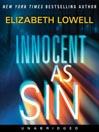 Innocent as Sin (MP3): St. Kilda Series, Book 3