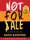 Not For Sale (MP3): The Return of the Global Slave Trade--and How We Can Fight It