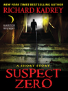 Suspect Zero (eBook): A Short Story