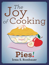 The Joy of Cooking Pies! (eBook)