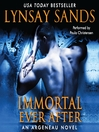 Immortal Ever After (MP3): Argenau Family Series, Book 18