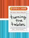 Turning the Tables (eBook): An Insider's Guide to Eating Out
