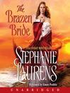 The Brazen Bride (MP3): Black Cobra Quartet, Book 3