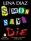Simon Says Die (eBook)