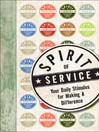 Spirit of Service (eBook): Your Daily Stimulus for Making a Difference