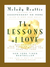 The Lessons of Love (eBook): Rediscovering Our Passion for Live When It All Seems Too Hard to Take
