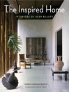 The Inspired Home (eBook): Interiors of Deep Beauty