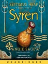 Syren (MP3): Septimus Heap Series, Book 5