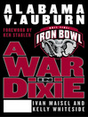 A War in Dixie (eBook): Alabama Vs. Auburn