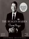 The Reagan Diaries Extended Selections (MP3)