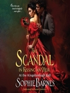 The Scandal in Kissing an Heir (MP3): Kingsborough Ball Series, Book 2