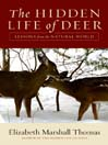 The Hidden Life of Deer (eBook): Lessons from the Natural World