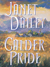 Calder Pride (MP3): Calder Series, Book 5