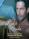 The Right Bride (MP3): The Hunted Series, Book 3
