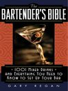 The Bartender's Bible (eBook)