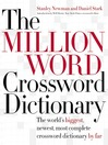 The Million Word Crossword Dictionary (eBook)
