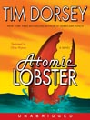 Atomic Lobster (MP3): Serge Storms Series, Book 10