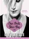 Once Dead, Twice Shy (MP3): Madison Avery Series, Book 1