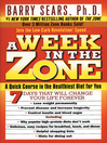 A Week in the Zone (eBook)