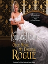 Once More, My Darling Rogue (MP3): Scandalous Gentlemen of St. James Series, Book 2